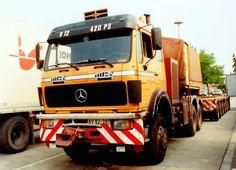 Mercedes-Benz Baumaschinenbilder.de - Forum   Weitere LKW Hersteller   TITAN Fahrzeugbau V12 420ps