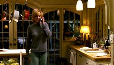 Nicole Kidman in the Bewitched movie kitchen  -  Pinned 8-22-2015.