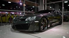 This is the best supercar dealership... in the world - BBC Top Gear
