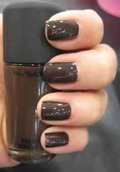 39 Best MAC NAIL POLISH images | Mac nail polish, Mac nails, Nail Polish