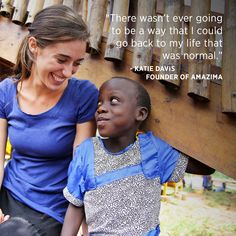 Motherhood is delightful and difficult, even for the most seasoned of mothers. Amazima Ministry founder Katie Davis tells how she went from a being a kindergarten teacher in Uganda at age 18 to a soon-to-be adoptive mother of 13 Ugandan orphans by the time she was 25 years old. (Part 2 of Katie Davis' interview with FamilyLife)