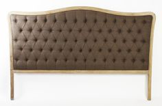 Zentique Inc. King Maison Tufted Headboard
