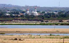 Zambrano, un pueblo colombiano bañado por el río Magdalena, se muere de sed