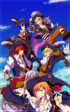 The Uta no Prince-sama Pirates