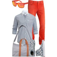 Untitled #377 by kuko-lira on Polyvore featuring Vans, Herschel, J Brand and VonZipper