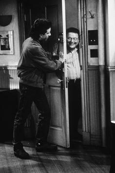 "Seinfeld ""Newman!""     ""Hello Jerry!"""