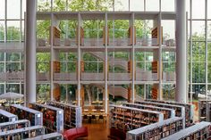 """""""The Most Beautiful Libraries in the World"""""""