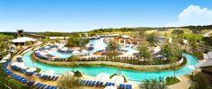 Perfect summer day at JW Marriott San Antonio #jwsanantonio #lazyriver