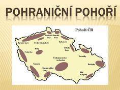 na severu Čech probíhá jimi hranice s Polskem nejvyšší hora Sněžka ( 1 602 m) pramení zde řeka Labe národní park KRNAP. Learning Games, Kids Learning, Geography For Kids, Preschool Themes, Elementary Science, Good Advice, Homeschool, Education, History
