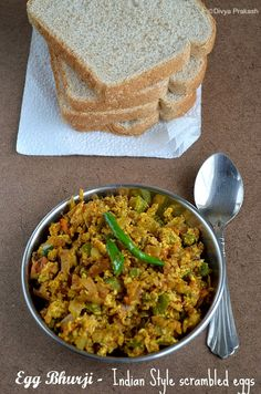 Today's recipe is a very simple recipe. It is Egg bhurji. You can also call it Muttai masala Poriyal in Tamil. It is basically the Indian ...