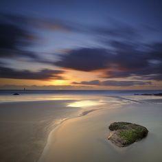Coucher de soleil sur la plage de la Paracou #1 [ Les Sables d'Olonne ~ Vendée ~ France ] | Flickr - Photo Sharing!