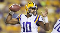 LSU QB Anthony Jennings, Three Other Players Arrested, Suspended