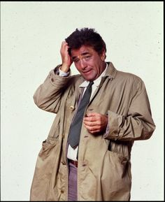 Columbo (1971-1978 NBC) One of my favorite shows of all time