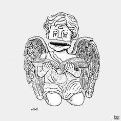 Cupid Drawing, Angel Drawing, Angel Tattoo Drawings, Doodle Tattoo, Cupid Tattoo, Cherub Tattoo, Bad Tattoos, Cute Tattoos, Sak Yant Tattoo
