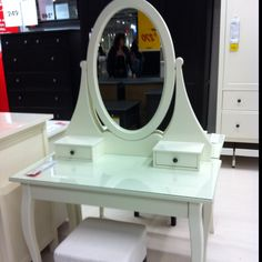 Great Ikea Vanity