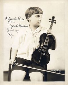 Yehudi Menuhin Famous Musicians, Hand Written, Handwriting, Violin, Actors, Adventure, History, Calligraphy, Hand Lettering