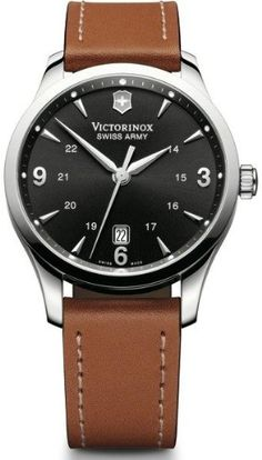 Men Watches Victorinox ALLIANCE GENT. ES. NEGRA PIEL CAMEL ** Want to know more, click on the image.