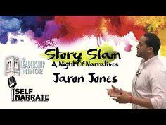 Story Slam: Jaron Jones - YouTube