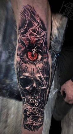 - Tattoos for guys - Skull Girl Tattoo, Skull Sleeve Tattoos, Sugar Skull Tattoos, Best Sleeve Tattoos, Tattoos Masculinas, Body Art Tattoos, Hand Tattoos, Totenkopf Tattoos, Nautical Tattoos