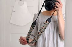 4 Fabric Camera Strap DIY Tutorials