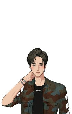 The Secret of Angel - Suho, Anime Couples Drawings, Handsome Anime Guys, Webtoon Comics, Anime Love Couple, Hot Anime Boy, Picture Story, Stranger Things Season, Cute Dogs And Puppies