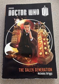 Doctor Who The Dalek Generation By Nicholas Briggs Paperback Love Read Books  | eBay
