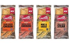 UK savoury pastry brand Ginsters has introduced a new bakes range, which features #flavours inspired by American and North African fusion cuisine. #food