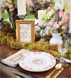 wedding style Shabby Chic - Поиск в Google