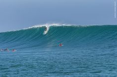 Throwback in June season 2014 G-Land Joyos Surf Camp Indonesia Photo by: Will Souw