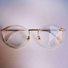 Sometimes I really wish I had glasses.