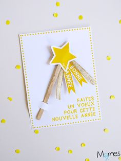 New Diy Facile Carte Ideas Diy Cards, Christmas Cards, Diy Papier, New Year Card, Mail Art, Stamping Up, In Kindergarten, Scrapbook Cards, Homemade Cards
