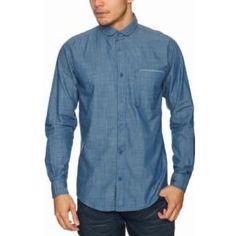 Bench - Chemise en jeans - Homme...sur www.shopwiki.fr !  chemise jeans   vetement homme  mode homme e0cdea687f5
