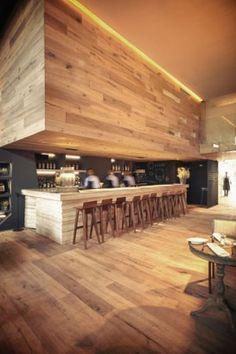 Project - Restaurante Carolo Carso - Architizer