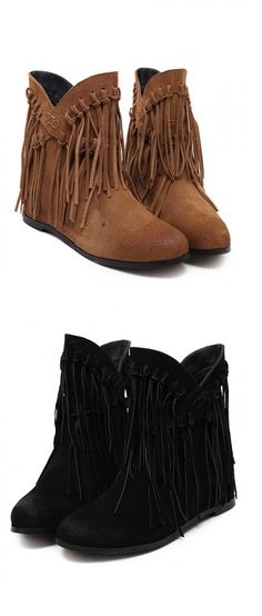 """""""I'll take this ankle boots in every color, please! I could live in these!"""""""
