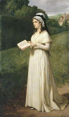 Charlotte Corday à Caen en 1793.