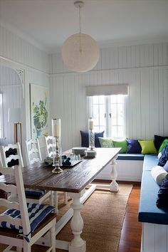 Holiday Home Reveal: Dining Room (Zone 1) - Photos - House Rules - Official site