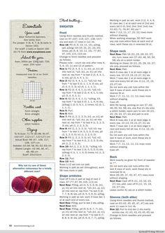 Knit Now Magazine Issue 40 2014 (2) - 紫苏 - 紫苏的博客