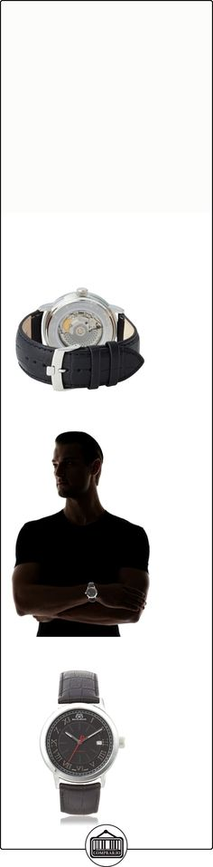 88 Rue du Rhone 87WA120043 - Reloj para hombres, correa de cuero color negro  ✿ Relojes para hombre - (Lujo) ✿