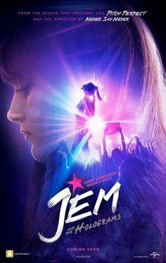 Cine Series: Jem y los Hologramas descubren el dificil sendero de la fama