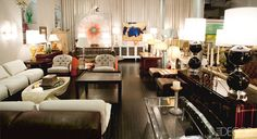 """""""Evan Lobel's shop is always my first stop when looking for a piece of furniture. I've been going there for 15 years."""" -Actress Julianne Moore"""