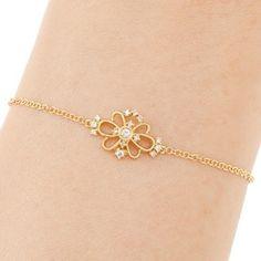 Diamond Bracelet by AbHeri