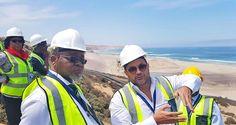 Australian mining executive who wants to mine Xolobeni...
