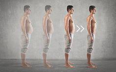 """Terceiro passo: lutar com a gordura da parte inferior da barriga, costas e laterais. Por que os métodos habituais não funcionam e como se livrar corretamente da gordura """"teimosa""""?"""