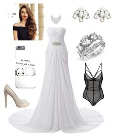"""""""DO IT ALREADY!"""" by alana-rochelle-young-tezeno ❤ liked on Polyvore featuring Witchery, Bling Jewelry and Charlotte Russe"""