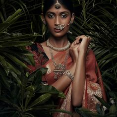 Amethyst and silver bracelet – girl photoshoot poses Indian Photoshoot, Saree Photoshoot, Bridal Photoshoot, Girl Photography Poses, Fashion Photography, Fantasy Photography, Photography Lighting, Indian Aesthetic, Indian Bridal Fashion