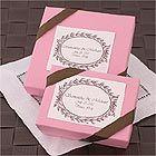 Wedding Things: PINK WEDDING FAVOR BOX (small)