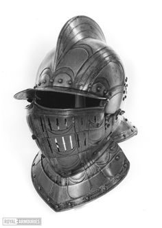 Thumbnail image of Field armour of William Somerset, 3rd Earl of Worcester