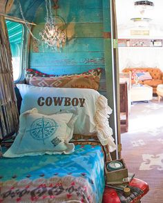 THIS IS EXACTLY WHAT BO's BEDDING SHOULD BE LIKE   HICKory Hill camp blanket - bluegrass