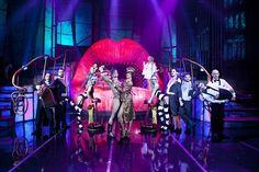 El irreverente espectáculo 'The Hole', una mezcla de teatro, acrobacias, humor y erotismo, ofrecerá 21 funciones en una gran carpa junto al Recinto Ferial