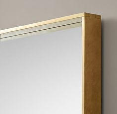 We apologize. Our site is currently unavailable. Minimalist Bathroom Mirrors, Master Bathroom, Dyi, Artwork Lighting, Brass Mirror, Wall Mirrors, Diy Mirror, Mirror House, Furniture Vanity
